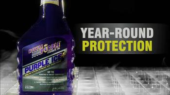 Royal Purple Purple Ice TV Spot, 'Corrosion Inhibitor' - Thumbnail 9