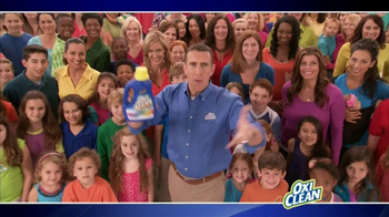 OxiClean 2in1 Stain Fighter TV Spot - Thumbnail 1