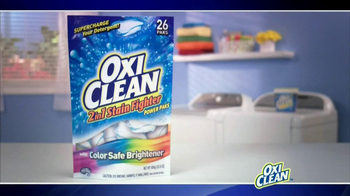 OxiClean 2in1 Stain Fighter TV Spot - Thumbnail 10