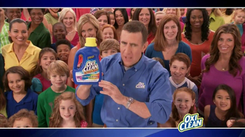 OxiClean 2in1 Stain Fighter TV Spot - Thumbnail 2