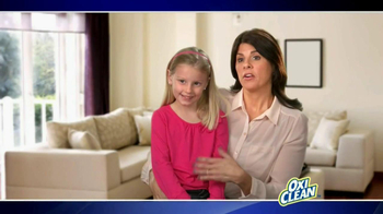 OxiClean 2in1 Stain Fighter TV Spot - Thumbnail 3