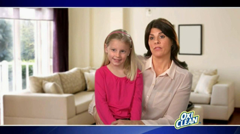 OxiClean 2in1 Stain Fighter TV Spot - Thumbnail 4