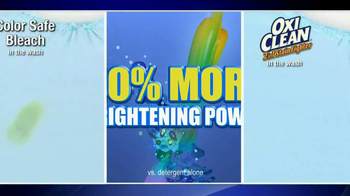 OxiClean 2in1 Stain Fighter TV Spot - Thumbnail 5