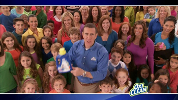 OxiClean 2in1 Stain Fighter TV Spot - 2254 commercial airings