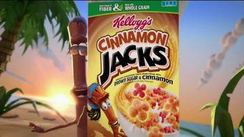 Kellogg's Cinnamon Jacks TV Spot