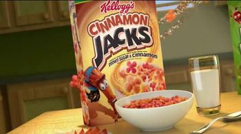 Kellogg's Cinnamon Jacks TV Spot - Thumbnail 9