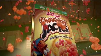 Kellogg's Cinnamon Jacks TV Spot - Thumbnail 6