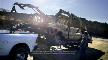 Ram Trucks Summer Clearance Event TV Spot, 'Best in Class: Hard Work' - Thumbnail 1