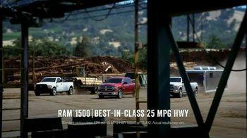 Ram Trucks Summer Clearance Event TV Spot, 'Best in Class: Hard Work' - Thumbnail 2