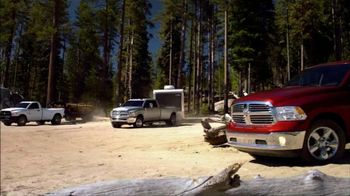 Ram Trucks Summer Clearance Event TV Spot, 'Best in Class: Hard Work' - Thumbnail 5