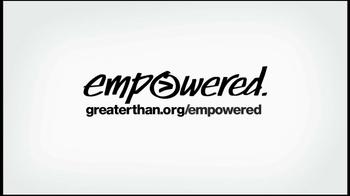 Greater Than Aids TV Spot, 'Jen' - Thumbnail 9