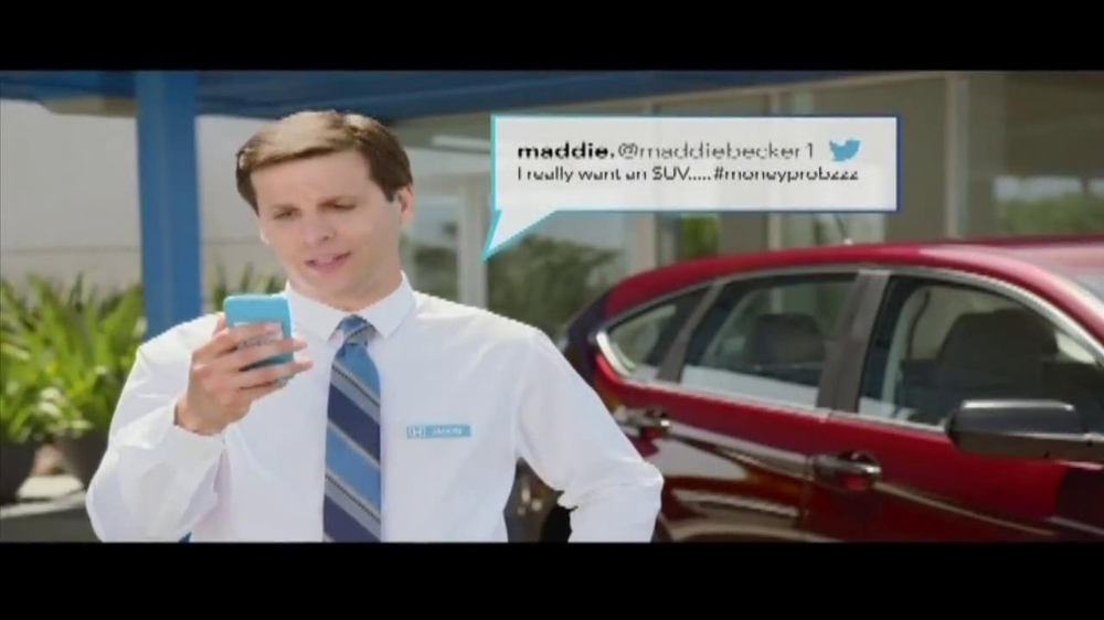 Honda Summer Clearance Event TV Commercial, 'Maddie Becker Tweets'