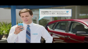 Honda Summer Clearance Event TV Spot, 'Maddie Becker Tweets' - 747 commercial airings