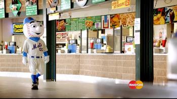MasterCard TV Spot, 'Baseball Mascot' - Thumbnail 1