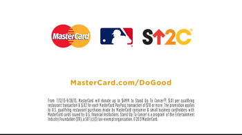 MasterCard TV Spot, 'Baseball Mascot' - Thumbnail 9