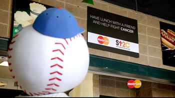 MasterCard TV Spot, 'Baseball Mascot' - Thumbnail 2