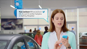 Honda Summer Clearance Event TV Spot, 'Kasi Jackson Tweets'