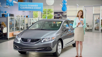 Honda Summer Clearance Event TV Spot, 'Kasi Jackson Tweets' - Thumbnail 4