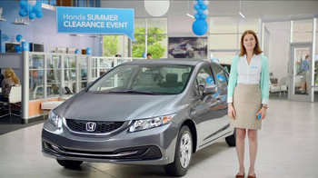 Honda Summer Clearance Event TV Spot, 'Kasi Jackson Tweets' - Thumbnail 5