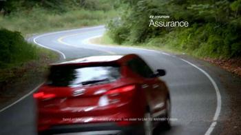 2013 Hyundai Santa Fe TV Spot, '10 Years: Family' - Thumbnail 4