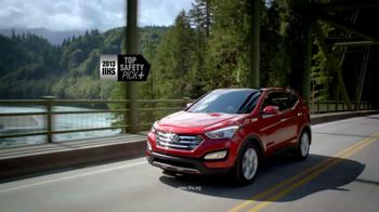 2013 Hyundai Santa Fe TV Spot, '10 Years: Family' - Thumbnail 7