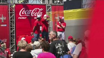 Coca-Cola Family Track Walks TV Spot - Thumbnail 2