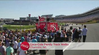 Coca-Cola Family Track Walks TV Spot - Thumbnail 4