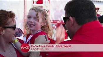 Coca-Cola Family Track Walks TV Spot - Thumbnail 5