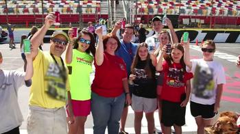 Coca-Cola Family Track Walks TV Spot - Thumbnail 8