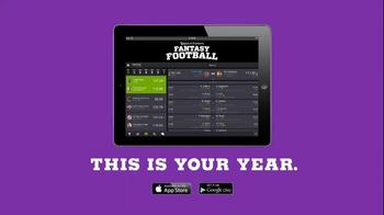 Yahoo! Fantasy Football TV Spot, 'Entrance' Featuring J. J. Watt - Thumbnail 10
