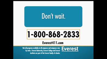 Everest College TV Spot, 'Heidi' - Thumbnail 9