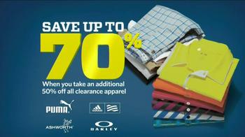 Golf Galaxy TV Spot, 'Savings, Selection, Expertise' - Thumbnail 4