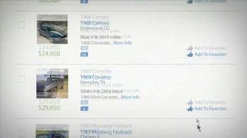 AutoTraderClassics.com TV Spot - Thumbnail 6