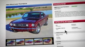 AutoTraderClassics.com TV Spot - Thumbnail 7