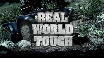Yamaha Grizzly ATVs TV Spot, 'Real Tough' - Thumbnail 10