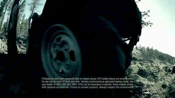 Yamaha Grizzly ATVs TV Spot, 'Real Tough' - Thumbnail 9