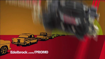 Edelbrock The End of Summer Carb Deal  TV Spot - Thumbnail 5