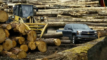 Chevrolet Silverado TV Spot, 'Strong' Song by Will Hoge - Thumbnail 4