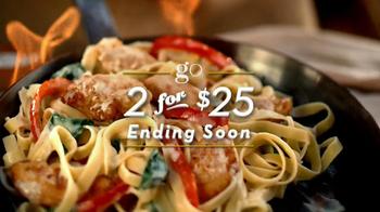 Olive Garden TV Spot, 'Ending Soon'