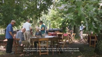 Bank of America TV Spot, 'Hughes Family' Song by Lucinda Williams - Thumbnail 9