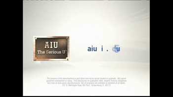 American InterContinental University  TV Spot, 'Busy Schedule' - Thumbnail 10
