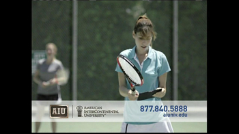 American InterContinental University  TV Spot, 'Busy Schedule' - Thumbnail 4