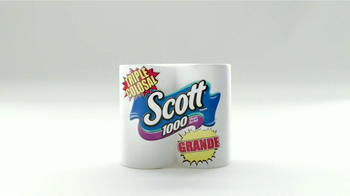 Scott 1000 TV Spot, 'Palabras' [Spanish]