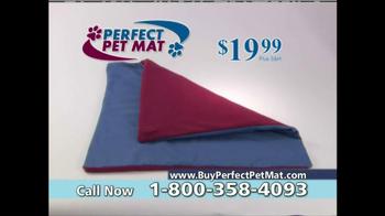 Perfect Pet Mat TV Spot thumbnail