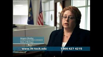 ITT Technical Institute TV Spot, 'Lifetime Service Center' - Thumbnail 5