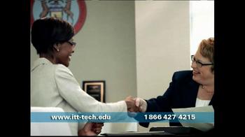 ITT Technical Institute TV Spot, 'Lifetime Service Center' - Thumbnail 6
