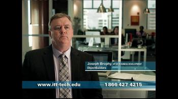 ITT Technical Institute TV Spot, 'Lifetime Service Center' - Thumbnail 7