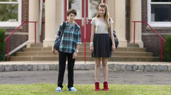 JCPenney TV Spot, 'Back to School Shopping: Two Kids' - Thumbnail 9