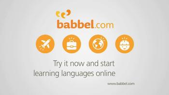 Babbel TV Spot - Thumbnail 10