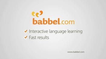 Babbel TV Spot - Thumbnail 5